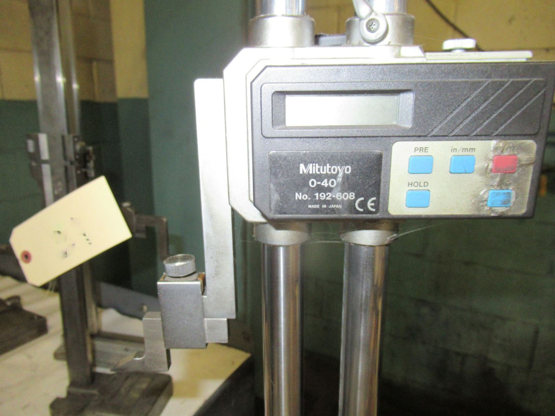 """MITUTUYO 40"""" DIGITAL HEIGHT GAGE - Image 2 of 2"""