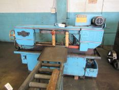 DOALL MDL.C-916, HORIZONTAL BAND SAW WITH ROLLER
