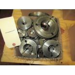 LOT OF THREADED RING GAGES