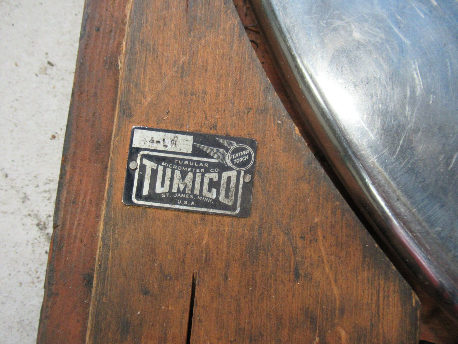 "TUMICO APPROXIMATELY 24"" -30"" MICROMETER - Image 2 of 2"