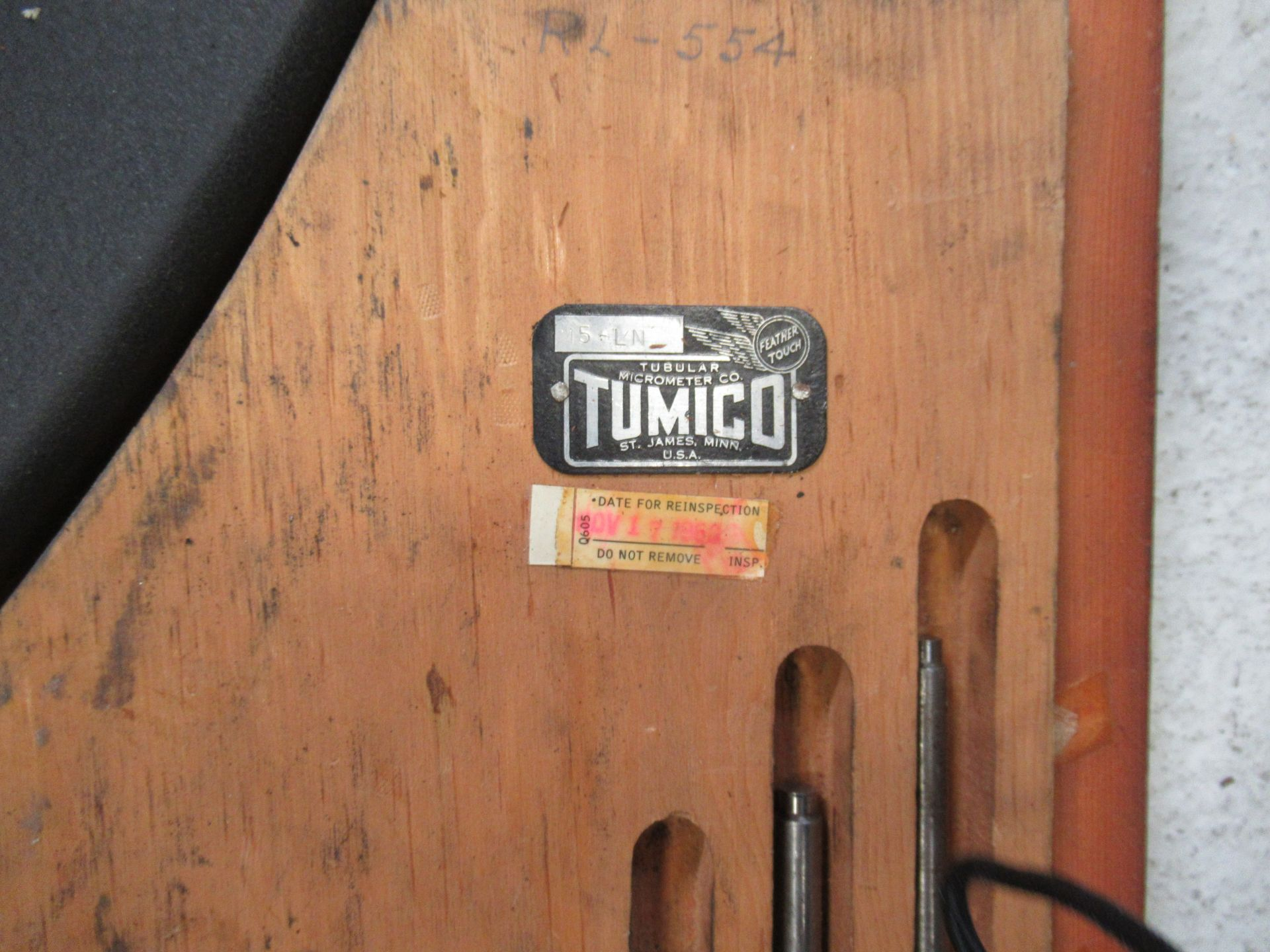 "TUMICO 30""-36"" MICROMETER - Image 3 of 3"
