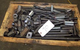 LOT OF THREADED HOLDOWNS