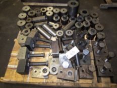 PALLET OF ASSORTED WORK SPACERS