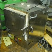 PARAGON MODEL RG18-1 HEAT TREAT BOX FURNACE