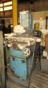 """6""""x 12"""" Covel Mdl 7A Handfeed Surface Grinder"""