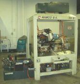NAMCO MODEL RV6 CNC ROTARY TRANSFER MACHINE