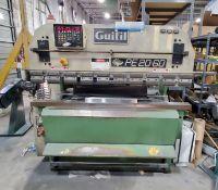 Guifil PE20‐60 Hydraulic Press Brake