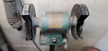 """Grizzly 10"""" Bench Grinder"""