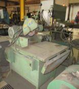 Wallace Size 16 Abrasive Cut-Off Saw