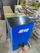 KREG SINGLE HEAD POCKET HOLE MACHINE, S/N: DK027135
