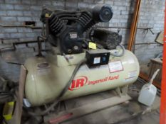 INGERSOLL RAND MDL.2545, 2-STAGE PISTON TYPE AIR COMPRESSOR, S/N: 1041037