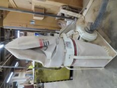 JET MDL. DC-1100 1.5 HP DUST COLLECTING SYSTEM, S/N:110711230