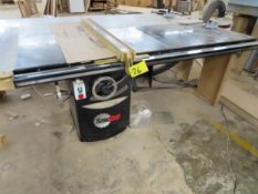 """SAW STOP 10"""" MDL.CB-53230 TABLE SAW 5HP, ,S/N: 06414460"""