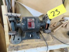 AMT MDL.4360 DOUBLE END BENCH GRINDER, 13 HP 3450 RPM