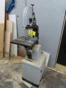 """DELTA 14"""" VERTICLE BAND SAW MDL #28-206, S/N: 303988 (2011)"""