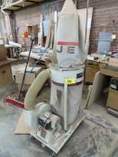 JET VORTEX CONE PARTICLE SEPERATOR SYSTEM, MDL. DC-1100VX, 1.5 HP, S/N: 131915397