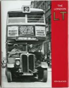 Capital Transport BOOK 'THE LONDON LT' by Ken Blacker, the definitive history of this classic London