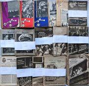 Large quantity (c175) of London Transport PENNYFARE magazines and LONDON TRANSPORT MAGAZINES from