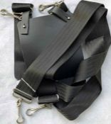 London Transport bus conductor's WEBBING HARNESS for a Gibson ticket machine. A complete item with