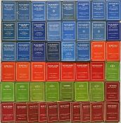 Large quantity (50) of 1950s/60s Scottish BUS TIMETABLE BOOKLETS including Alexander's (various