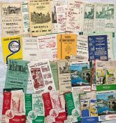 Large quantity (approx 80) of 1940s-70s (mainly 1950s/60s) Maidstone & District Motor Services