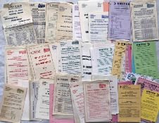 Large quantity (approx 90) of 1930s-90s (mainly 1960s/70s) United Automobile Services & Durham