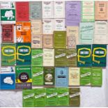 Quantity (41) of 1930s-70s bus TIMETABLE etc BOOKLETS for a wide range of operators from P-S and