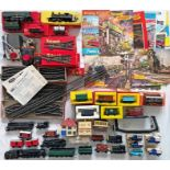 Large quantity of mainly 1960s-70s Tri-ang and Tri-ang Hornby HO/OO RAILWAY MODELS comprising