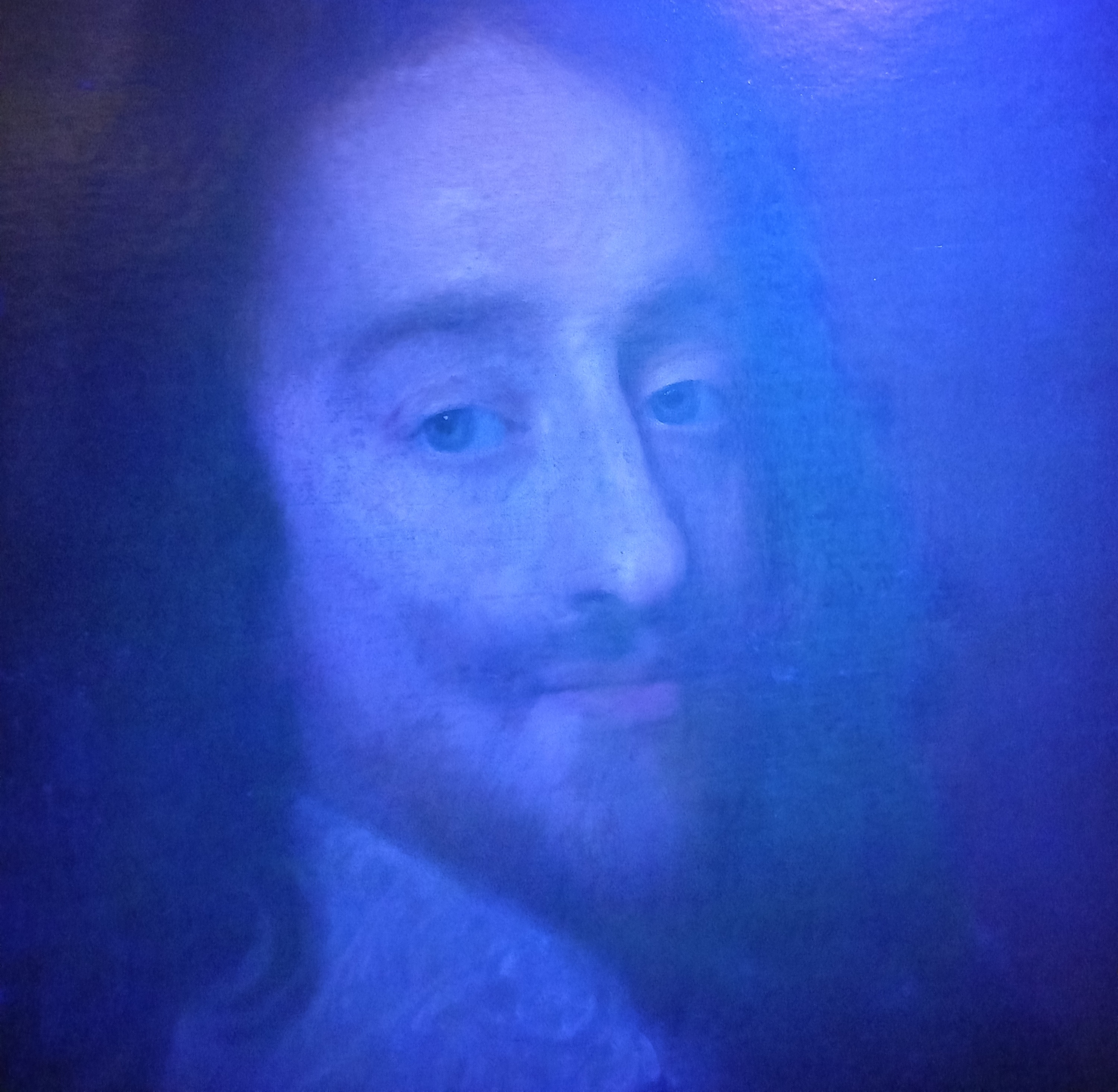 Follower of Sir Antony Van Dyck (1599-1641), Portrait of Charles I, Head and shoulders, with lace - Image 16 of 22