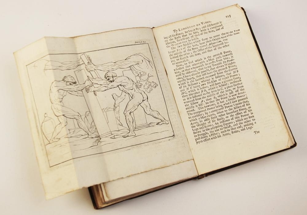 Da Vinci (L), A TREATISE OF PAINTING BY LEONARDO DA VINCI. TRANSLATED FROM THE ORIGINAL ITALIAN, AND - Image 8 of 9