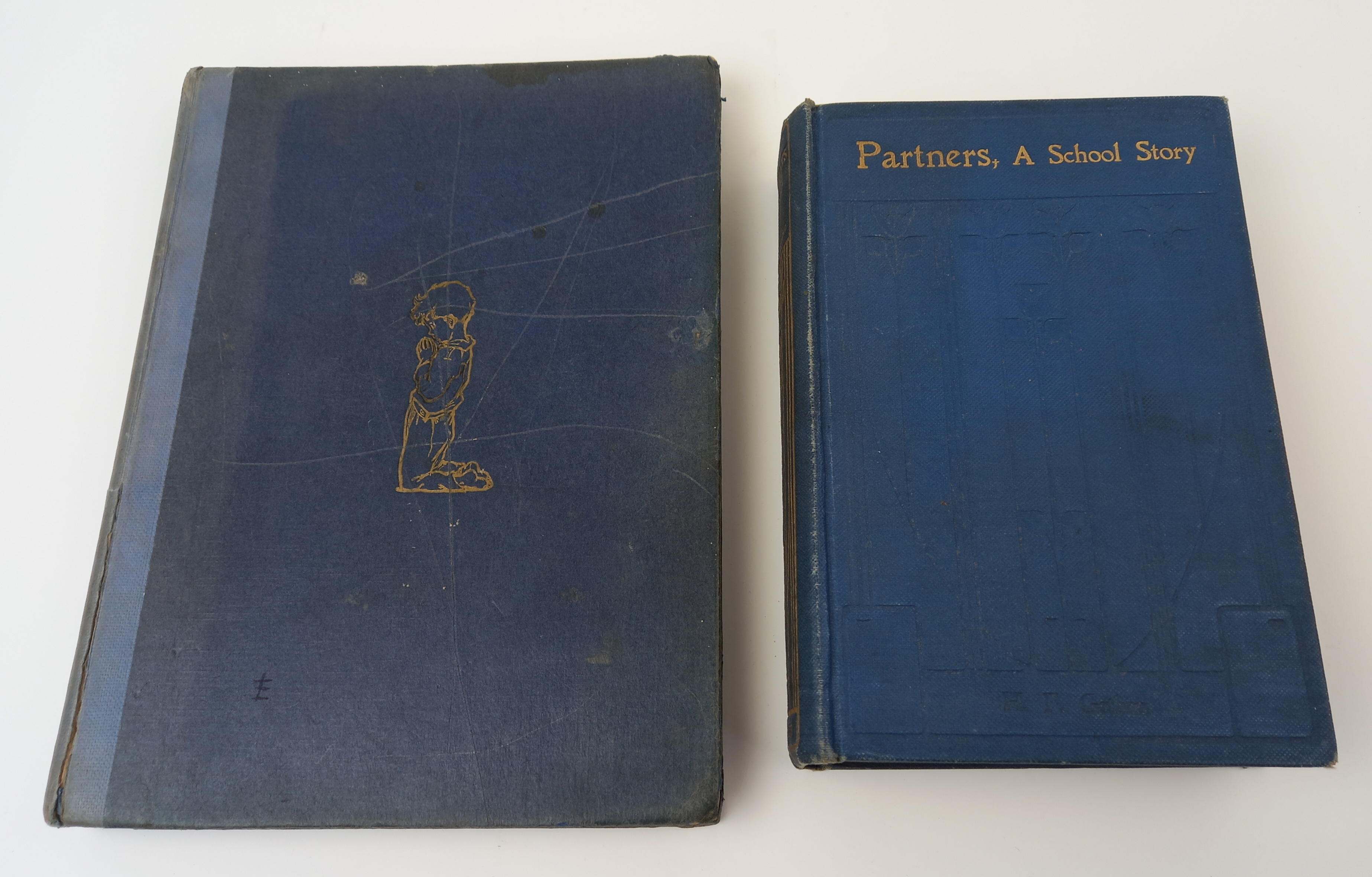 Hazelwood (C) et al, THE PAGEANT, 1897 edition, illustrated red boards, illustrated endpapers, - Image 13 of 16