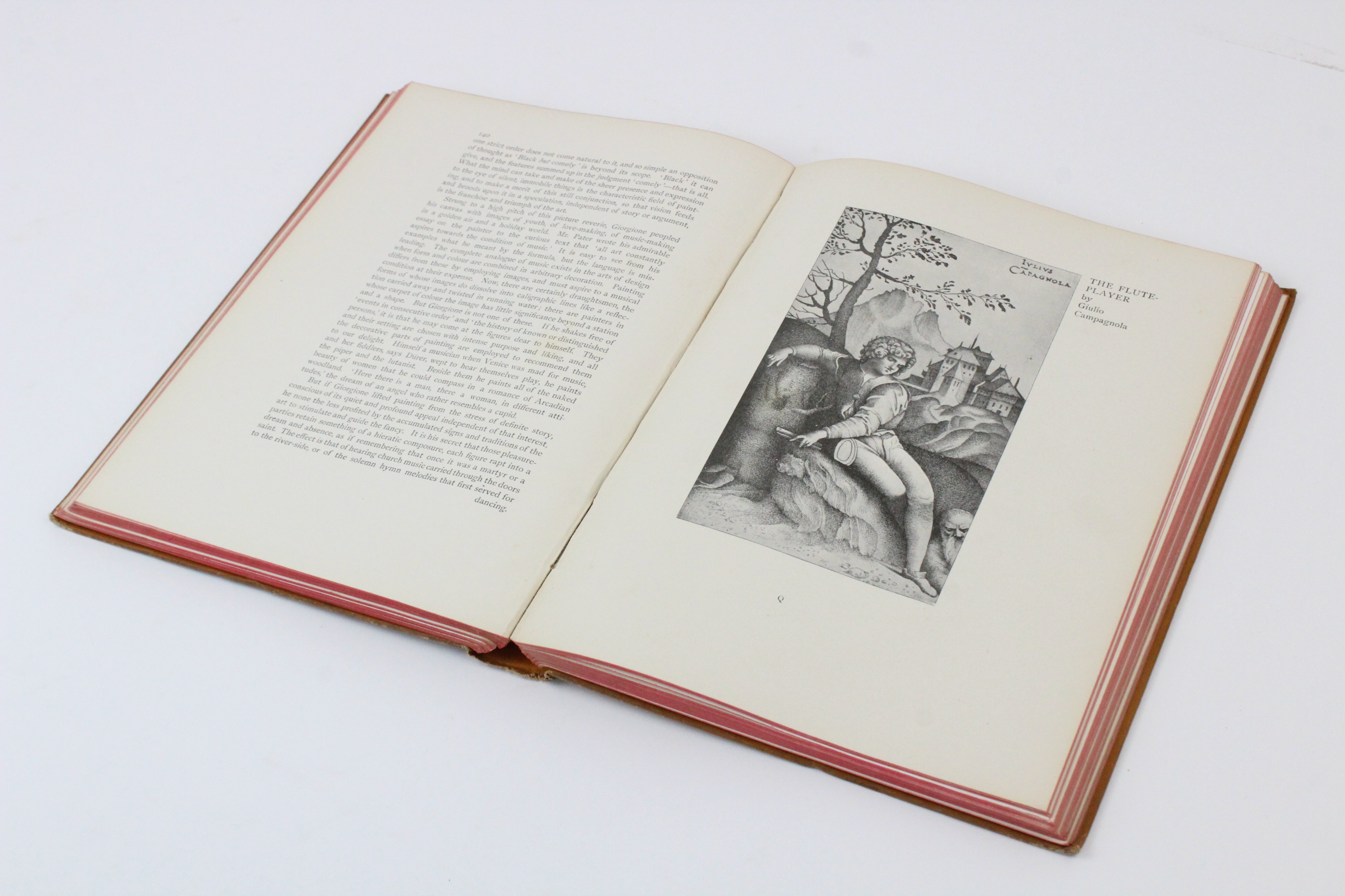 Hazelwood (C) et al, THE PAGEANT, 1897 edition, illustrated red boards, illustrated endpapers, - Image 5 of 16