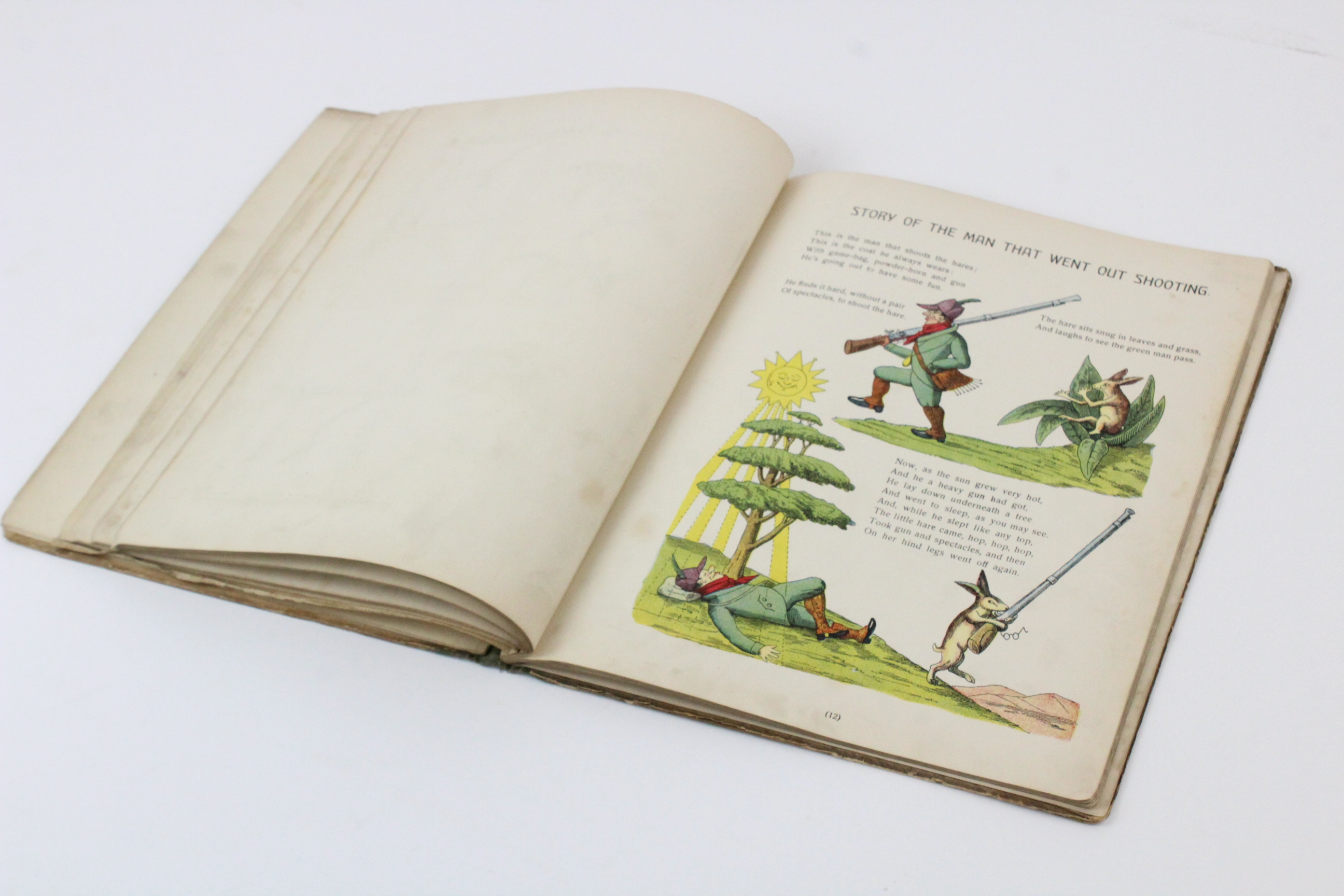 Hazelwood (C) et al, THE PAGEANT, 1897 edition, illustrated red boards, illustrated endpapers, - Image 10 of 16