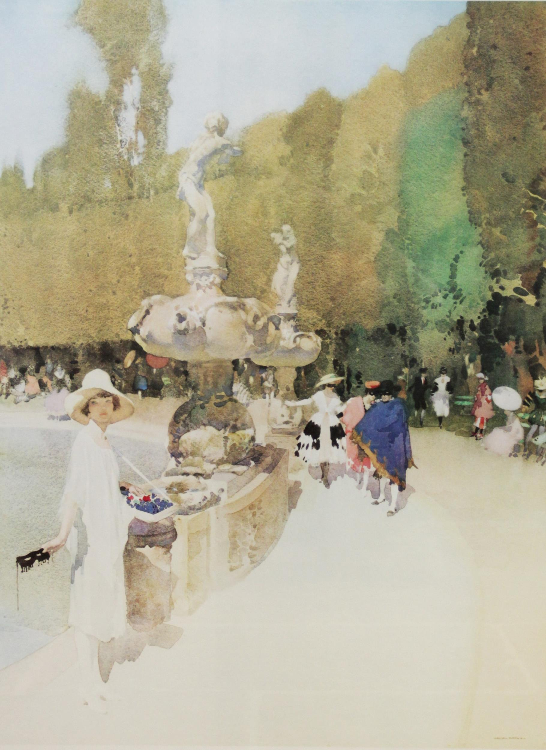 After Sir William Russell Flint R.A. (Scottish, 1880-1969), Three limited edition prints on - Image 2 of 11