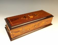A Franklin Mint and Reuge of Switzerland 'Waltzes of Old Vienna music box',