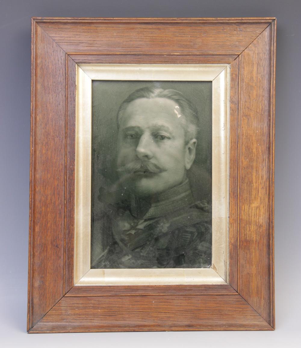 WORLD WAR I INTEREST: A J.H Barratt & Co Ltd portrait tile depicting Field Marshall Sir Douglas
