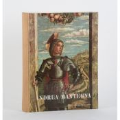 VOLUME ANDREA MANTEGNA , ed. Silvana Editoriale D'arte, Milano 1961. 2^ ed. in folio. Bella