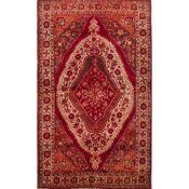 TAPPETO TALISH trama, ordito e vello in lana. Turchia XX secolo - cm 177 x 120