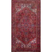 TAPPETO TABRIZ SERAPHI trama ed ordito in cotone, vello in lana. Persia XX secolo - cm 316 x 199