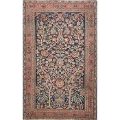 TAPPETO MERABHAN trama ed ordito in cotone, vello in lana. Persia prima metà XX secolo - cm 193 x