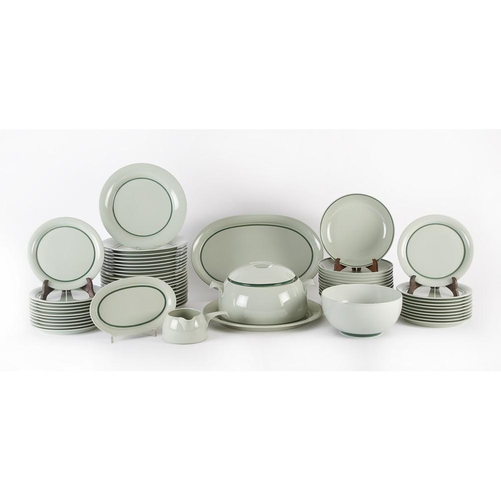 FURSTEMBERG Servizio di piatti in porcellana