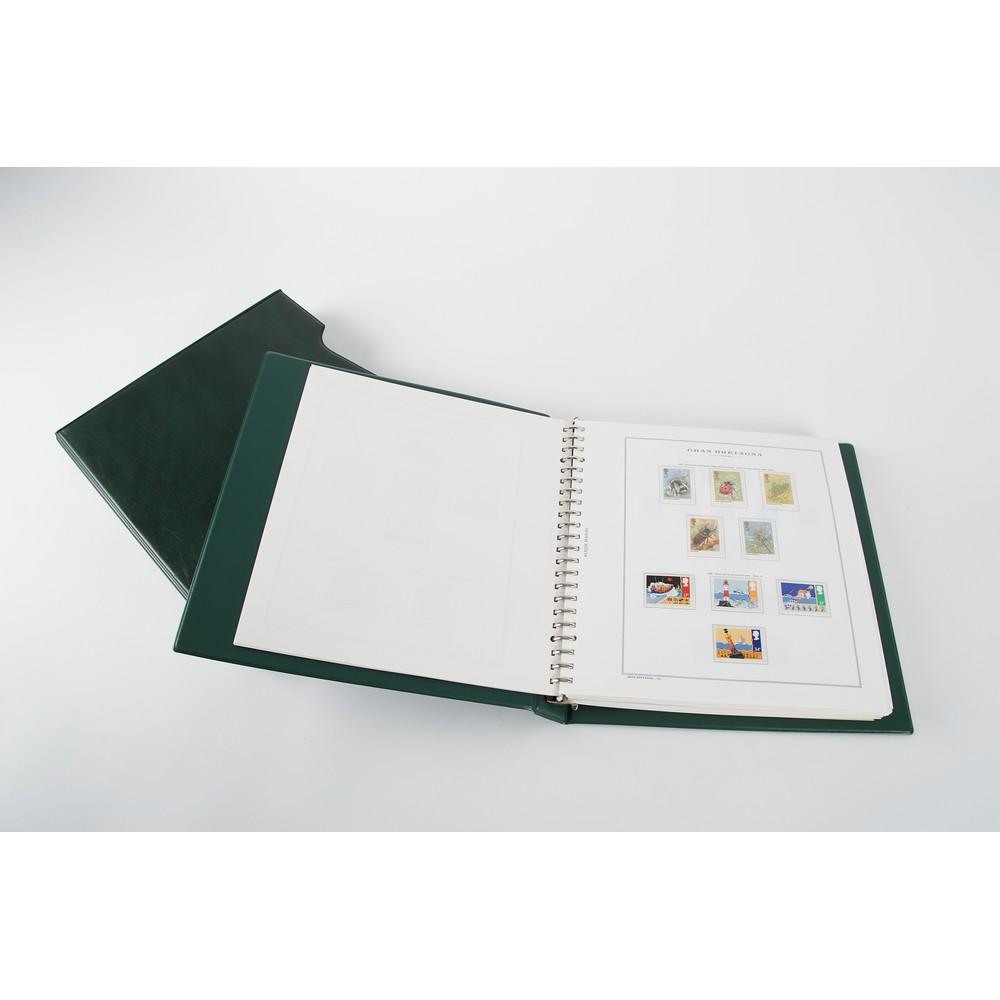 GRAN BRETAGNA 1984/97 Collezione di francobolli