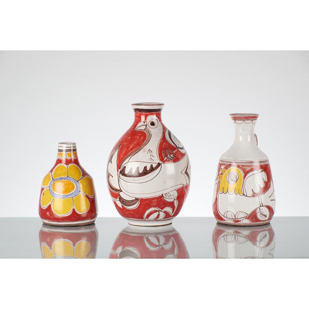 DE SIMONE Tre ceramiche