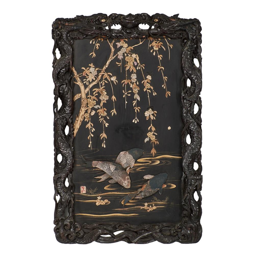 PANNELLO in legno cinese