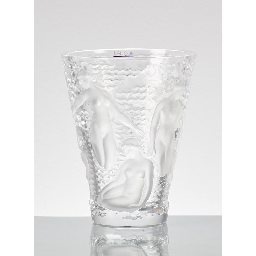 LALIQUE Vaso in cristallo