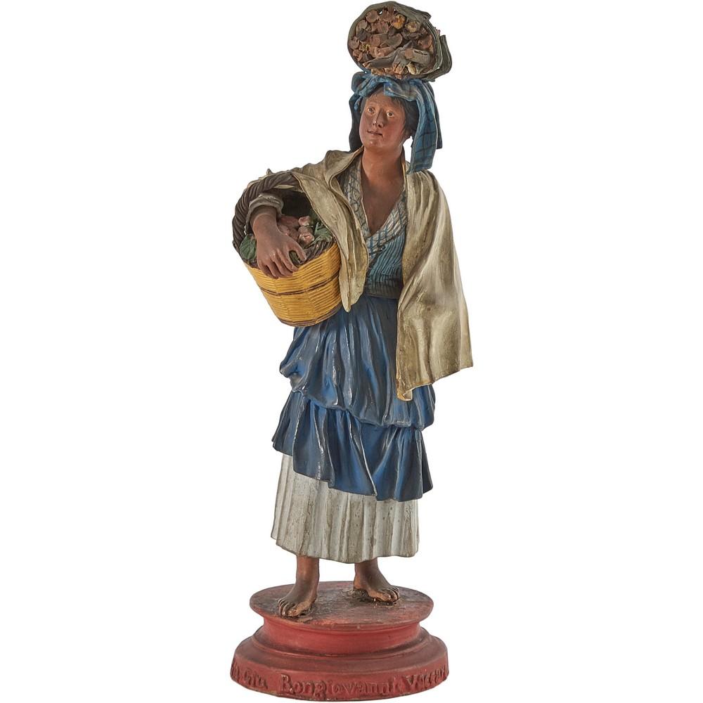 BOTTEGA GIA' GIU' Scultura in terracotta