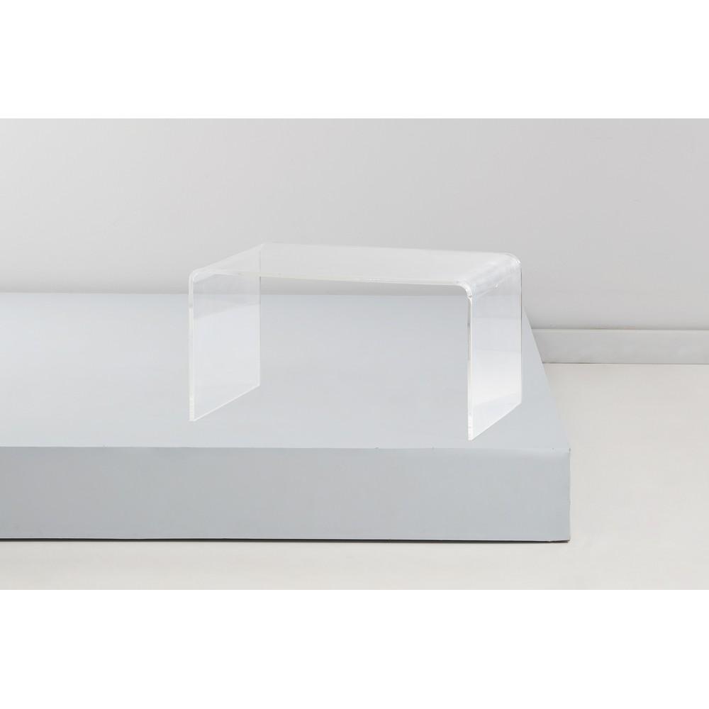 FABBIAN (Attr.le) Tavolo basso in plexiglass