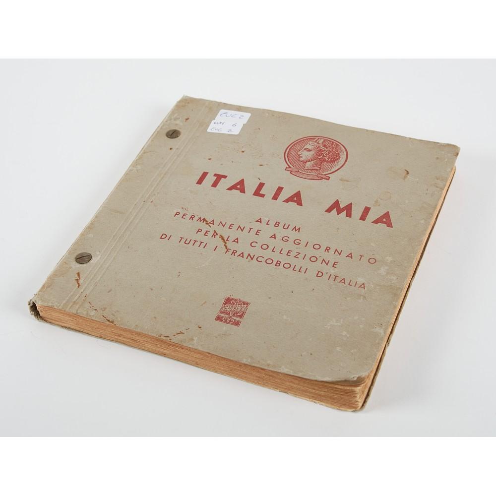 ITALIA REGNO E REPUBBLICA Collezione di francobolli