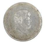 REGNO DUE SICILIE - FERDINANDO II - 1852 Piastra