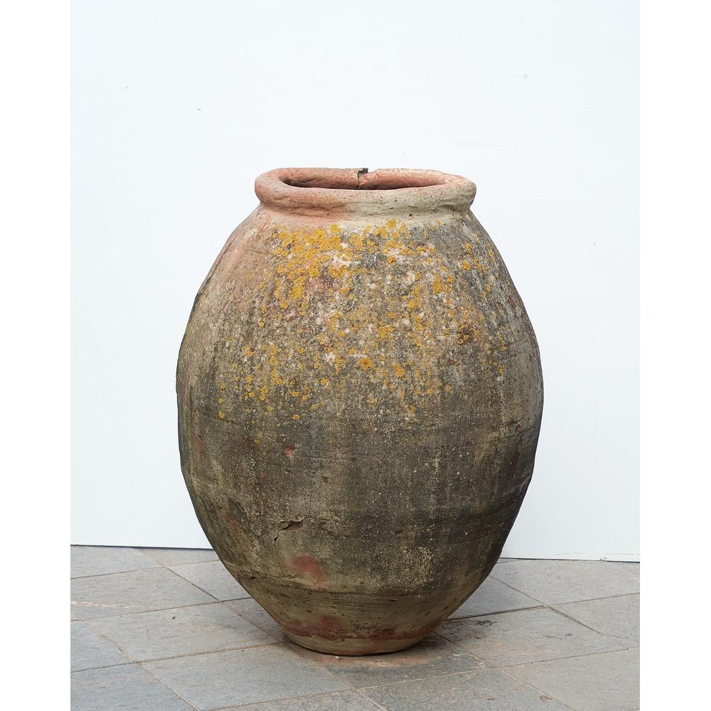 GIARA in terracotta (rotture).